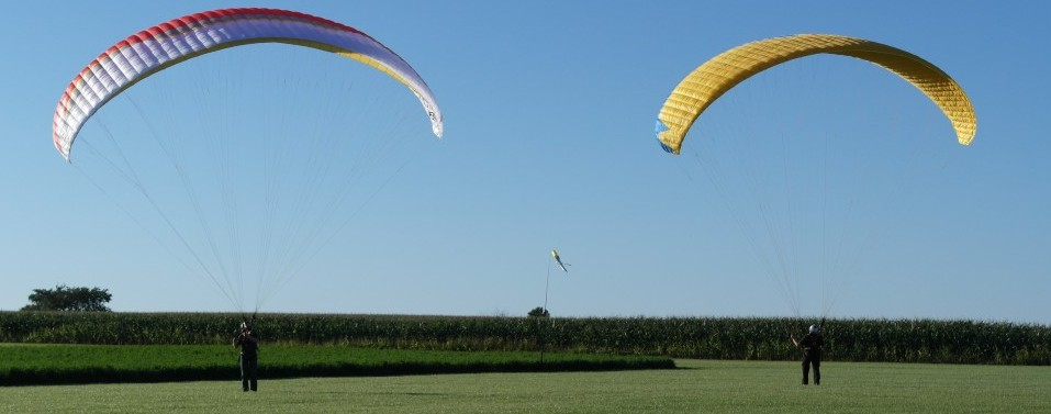 Wisconsin Powered Paraglider - Easy And Affordable Way To Enjoy The